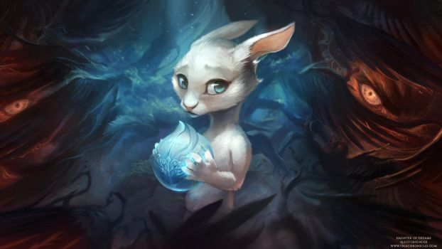The Haunter of Dreams by AlectorFencer