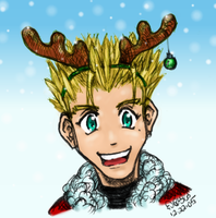 Merry Christmas Vash by MillyT