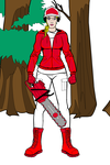 College football fangirl woodcutter NC State by Usaporkchops