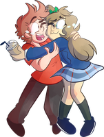 tord meets kotori confirmed?? by OR-SO-HELP-ME