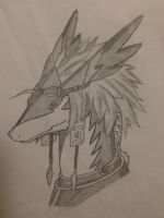 Shiron Windragon Headshot by Soaringeagle78