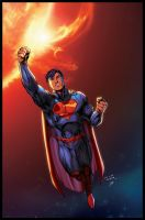 superman  inks by devgear 01 XGX by knytcrawlr