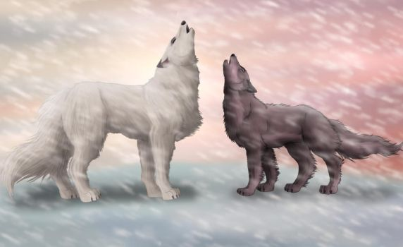 Heritage Of the Wolf by MegBeth