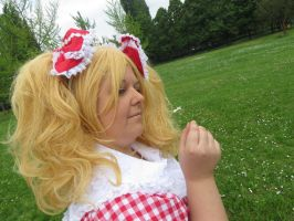 Candy Candy Cosplay 12 by LizCosplay1982