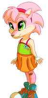 Young Amy by C-Puff