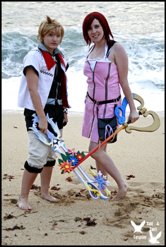 Crossing Blades by TTCosplay