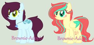 Rick and Morty Inspired adopts - CLOSED by Brownie-Adopts