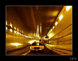 midtown tunnel by kuso