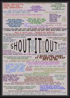Shout it out by Astarsia
