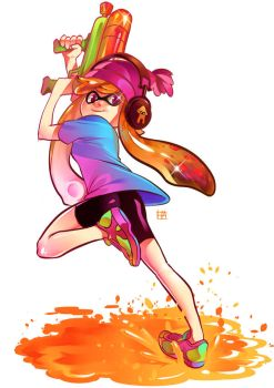 Splatoon by HAmatsu