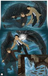 Page 27: SPN Twisted Games by MellodyDoll