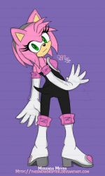 Amy Rouged by TheSnowDrifter