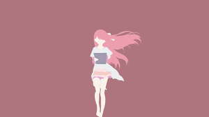 Rin (Shelter) Minimalistic Wallpaper by Ancors