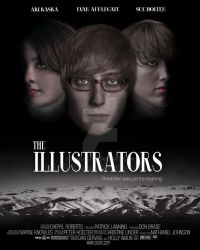 The Illustrators movie poster by loquid