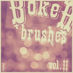 bokeh new brushes by nuarted