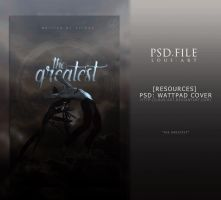 The greatest (PSD WATTPAD COVER) by lous-art