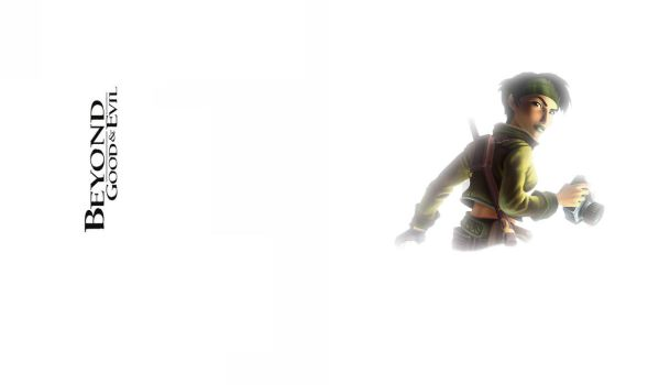 Beautiful Truth- Beyond Good and Evil Wallpaper by IRISNetwork