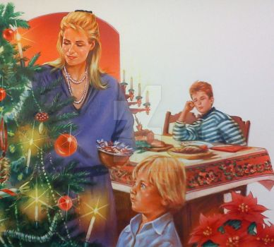 Weekly magazine...1-(A Christmas without Dad) by JohnnyPahlsson