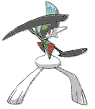 Gallade C64 by teamsjk