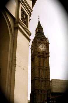 Big Ben from Westminister by Little-black-dress