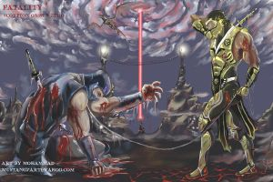 Fatality 02 by mustangart