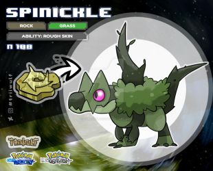 Spinickle by Triiwulf
