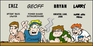 Gamers by jimnorth
