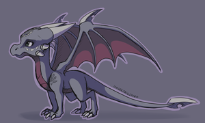 TEN: Cynder by IcelectricSpyro