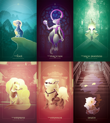 Major Arcana by Noktowl
