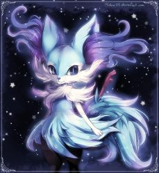 Ice Braixen by Midna01