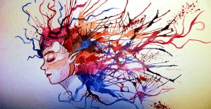 tree of colors by ryky