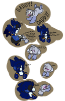 Dove Is Feeling The Stupids by raven101111