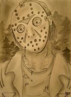 Did someone mentioned Jason?  by Elmer157Typhlosion