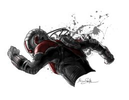 Antman by Iantoy