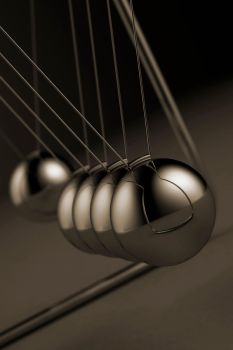 Newton's Cradle by a-dahman