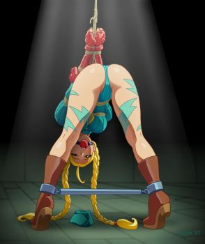 Cammy Spread by DrewGardner