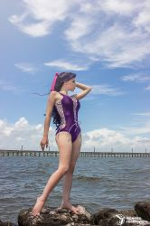 Kazehana Bathing Suit 2 by SinnocentCosplay