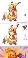 THERE CAN ONLY BE ONE by MusicalCombusken