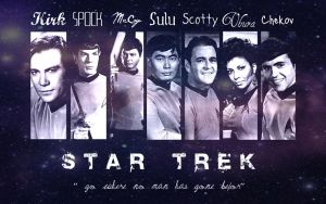 Star Trek Wallpaper by FanMania