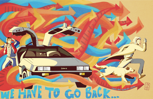 We have to go BACK... by deerlette