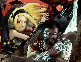 PS Allstars pt.6: Resistance and Extermination by BahamutAXIOM