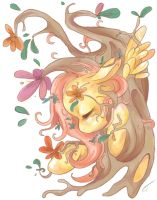 To Be a Tree by Fyrecalla