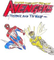 Avengers EMH/USM: The Spider And The Wasp Pic! by WOLWATCHER12