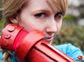Cammy Cosplay Ikuy 18 by TheUnbeholden