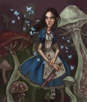Alice :: Madness returns by Fleuuuuuuur