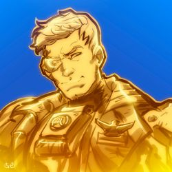 Soldier Jack by Igloinor