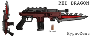 .30 - 06 ''Red Dragon'' by HypnoZeus