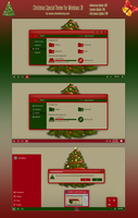 Christmas Special Theme Win10 Fall Creators by Cleodesktop