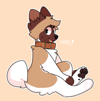 Woof Pup by QTipps