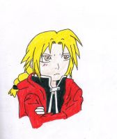 Edward Elric by Sunsetsurfer21